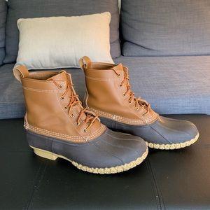 L.L Bean Men's 8 inch Bean Boots